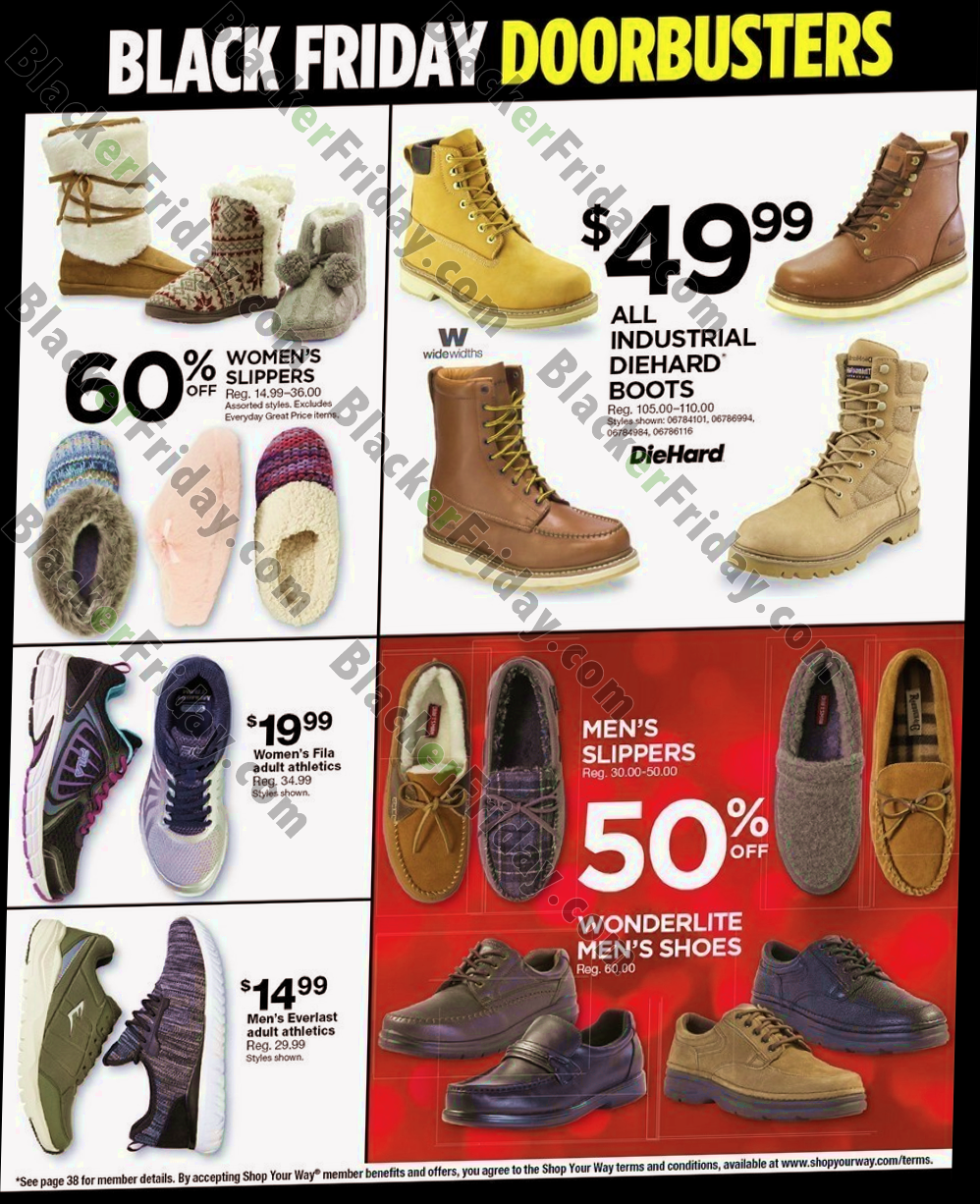Sears Black Friday 2020 Sale - What to