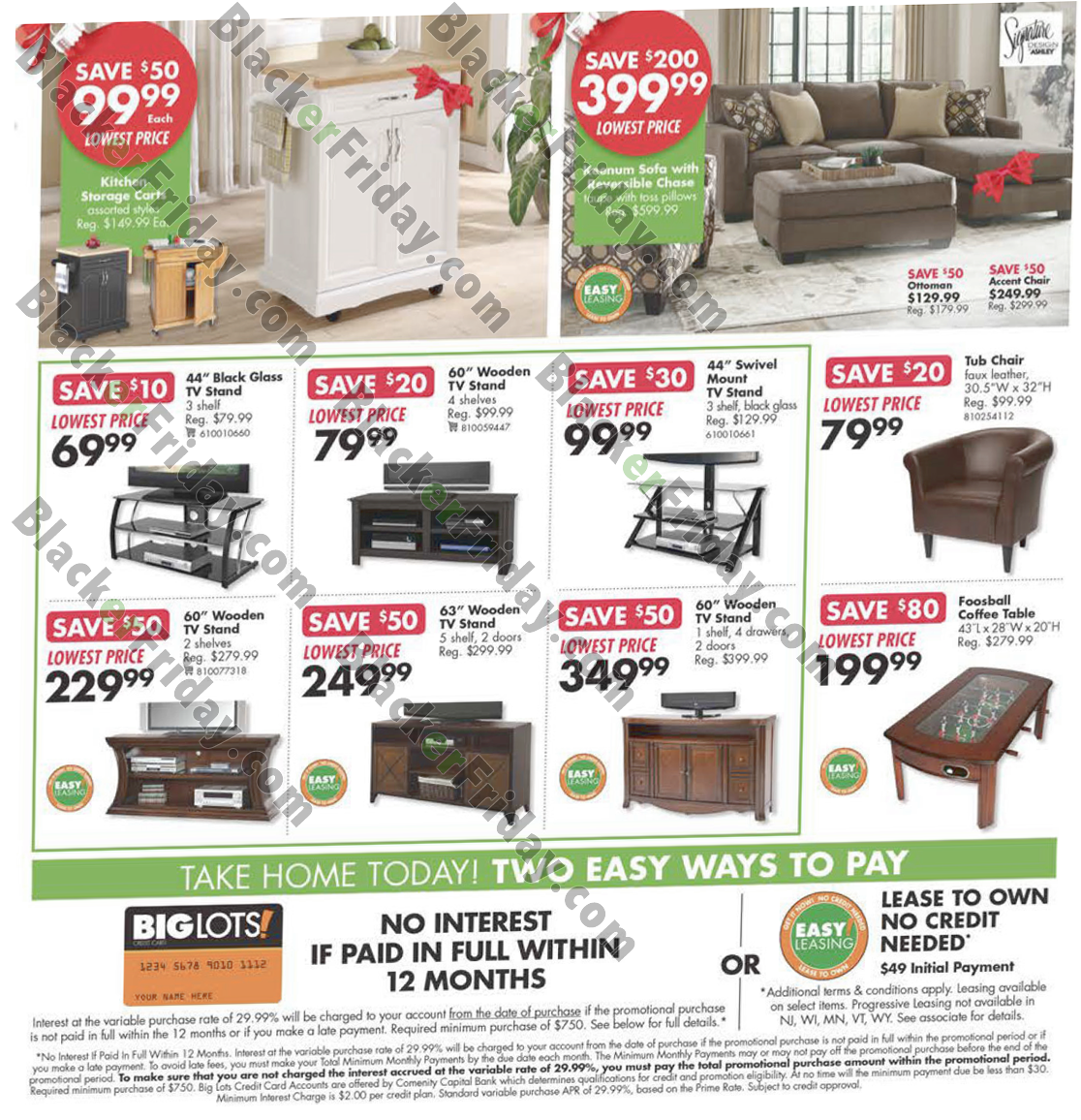 Big Lots Black Friday 2019 Sale Amp Furniture Deals