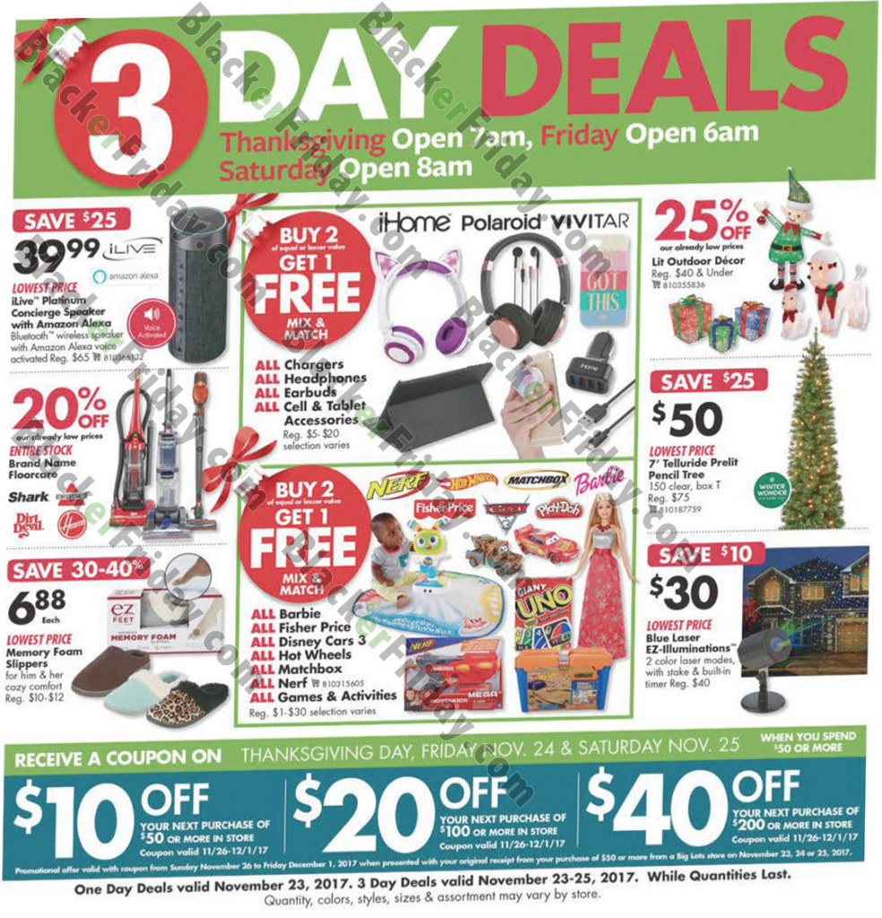 Big Lots Black Friday 2018 Sale Amp Furniture Deals