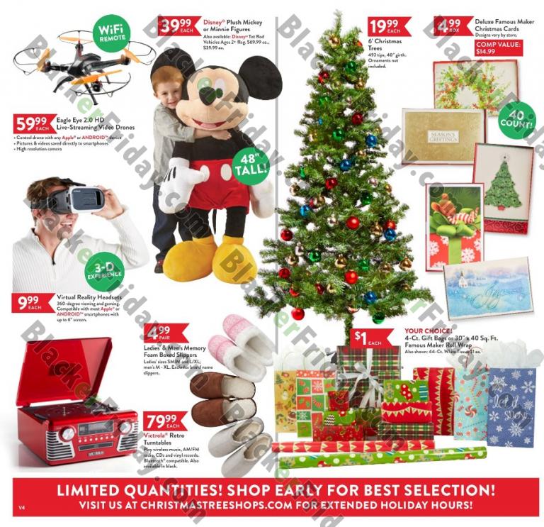 Christmas Tree Sale Black Friday: Christmas Tree Shops Black Friday 2018 Sale & Ad
