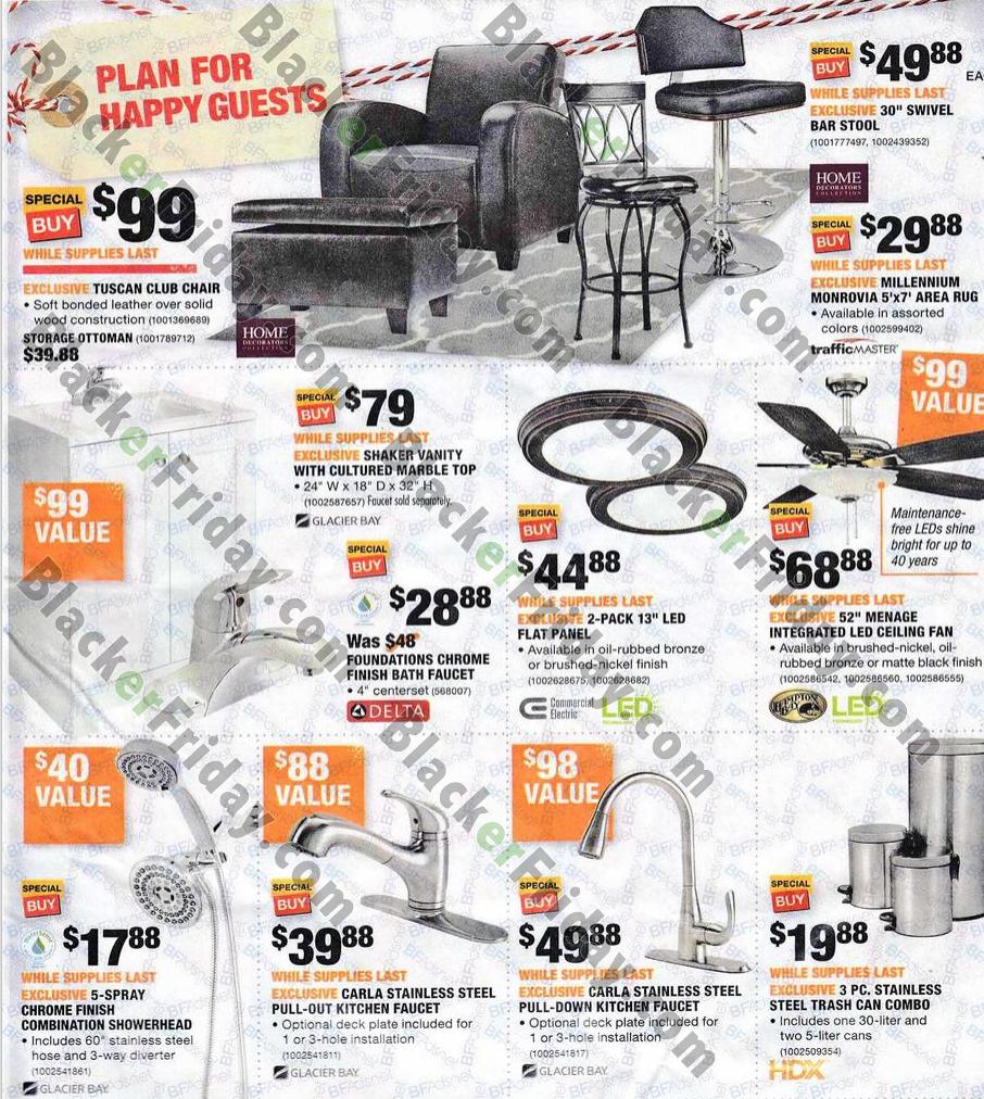 home depot black friday 2018 sale ad blacker friday. Black Bedroom Furniture Sets. Home Design Ideas