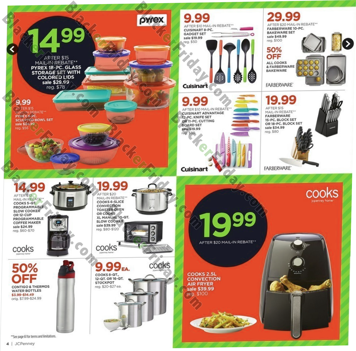 Black Friday Target 2017 Ads >> JCPenney Black Friday 2018 Ad Scan & Deals - Blacker Friday