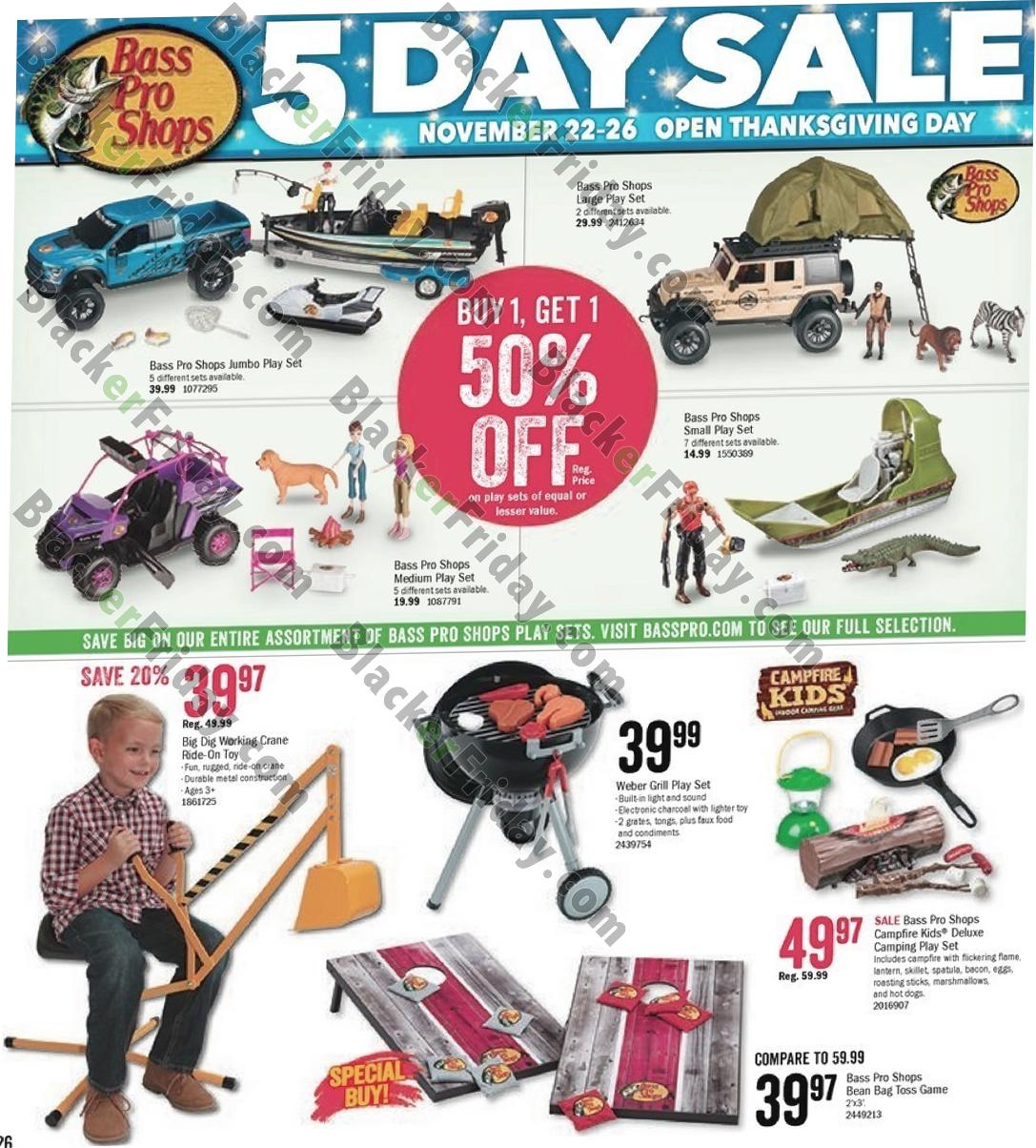 Bass Pro Shops Black Friday 2019 Ad & Sale - BlackerFriday com