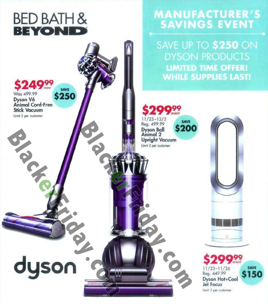 Dyson Black Friday 2018 Sale Amp Deals Blacker Friday