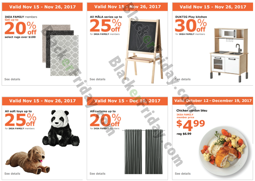 Ikea Black Friday 2020 Sale What To Expect Blacker Friday