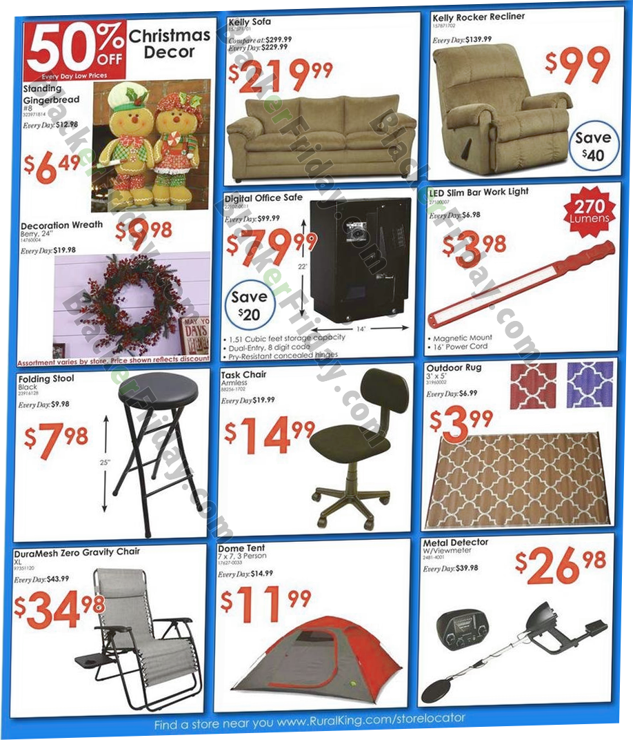Brilliant Rural King Black Friday 2019 Ad Sale Deals Blacker Friday Cjindustries Chair Design For Home Cjindustriesco