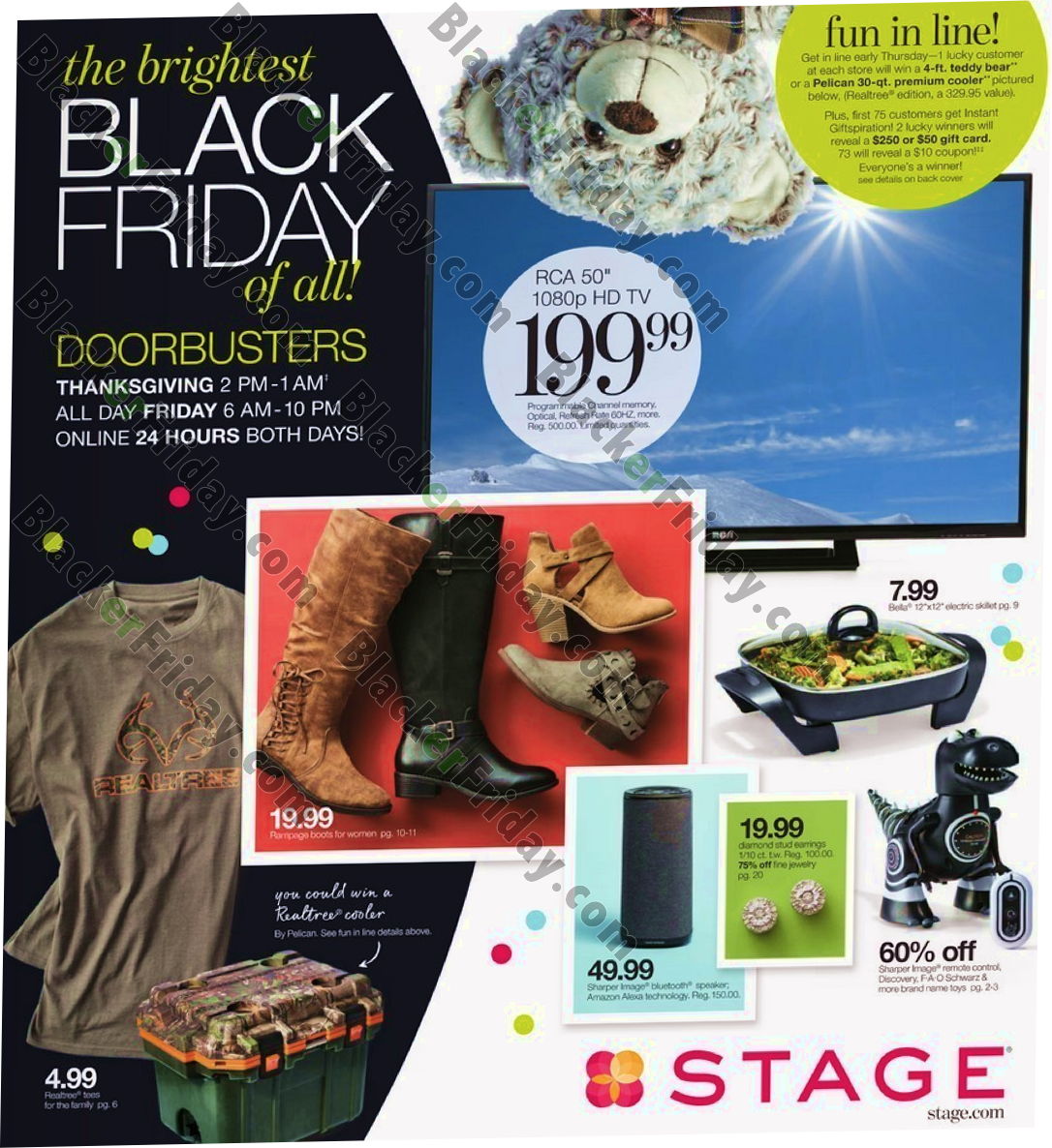 stage black friday 2019