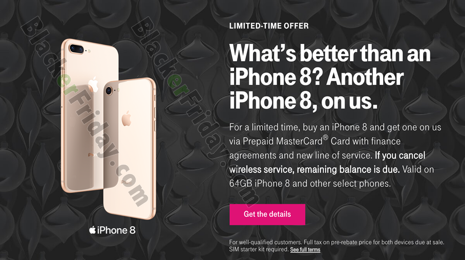 Black Friday T Mobile Iphone Deals