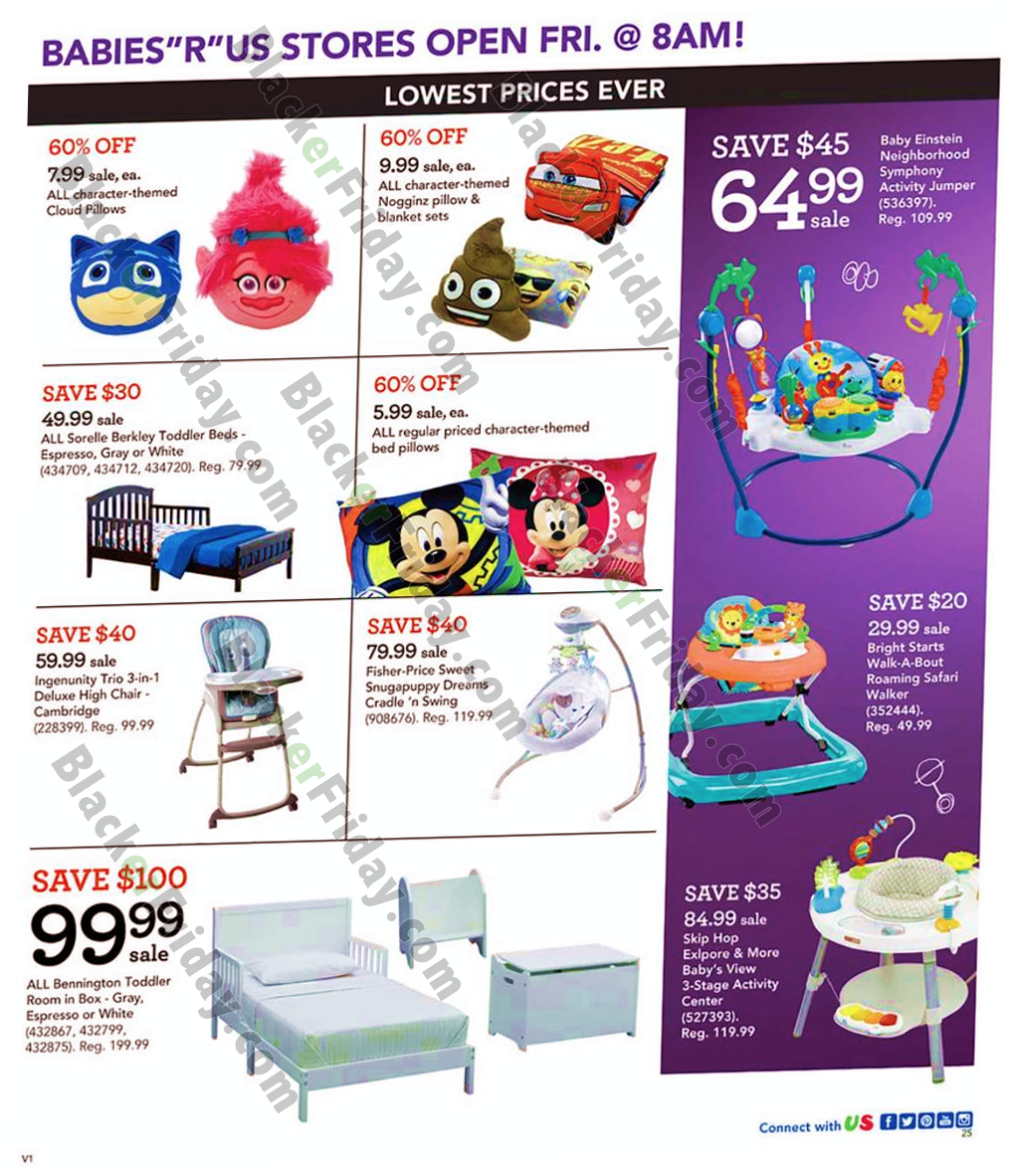 Toys R Us & Babies R Us South Africa ushers in the season with the reveal of unbelievable Black Friday deals Toys R Us and Babies R Us South Africa is .