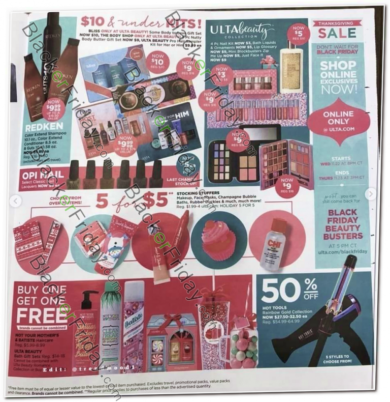 Today's top Ulta coupon: Up to 50% Off Cyber Sale + Extra $5 Off Qualifying Orders $15+. Save with Ulta coupon codes and promos for December Always Save with RMN!