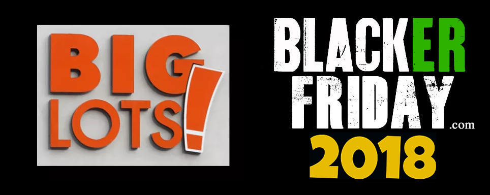 Big Lots Black Friday 2018 Sale Amp Furniture Deals Black