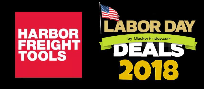 harbor freight tools labor day sale 2018 black friday 2018. Black Bedroom Furniture Sets. Home Design Ideas