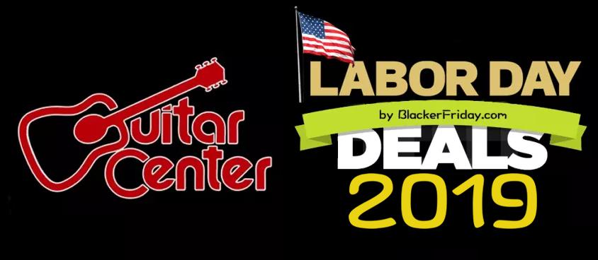 guitar center 39 s labor day sale 2019. Black Bedroom Furniture Sets. Home Design Ideas