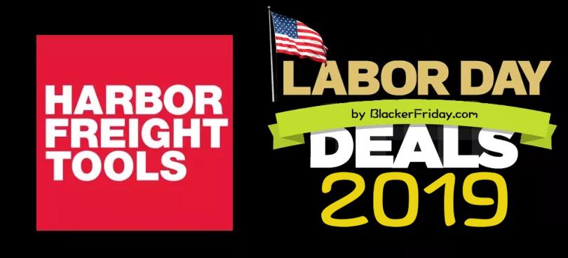 harbor freight tools labor day sale 2019. Black Bedroom Furniture Sets. Home Design Ideas
