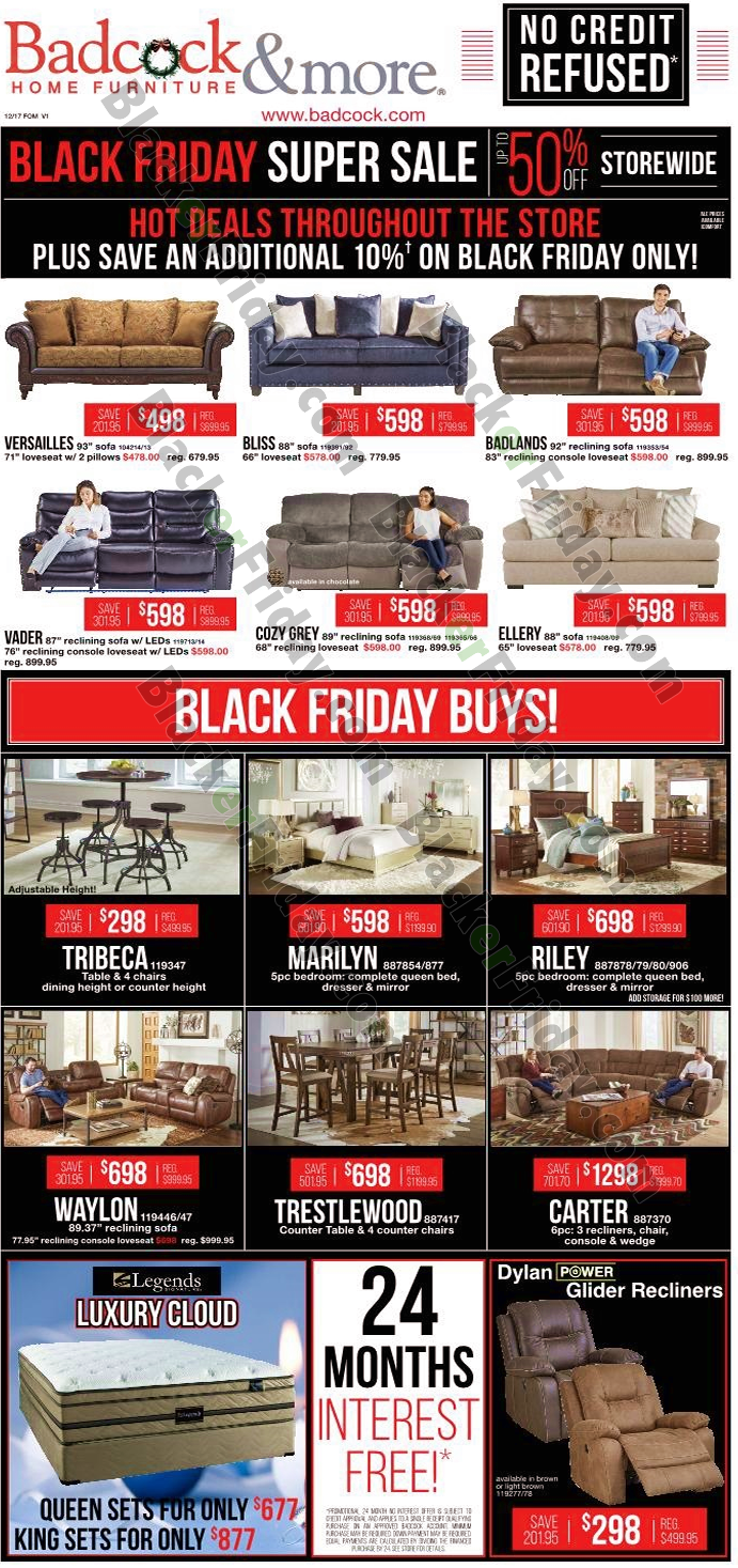 Pleasant Badcock Furniture Black Friday 2019 Ad Sale Blacker Friday Onthecornerstone Fun Painted Chair Ideas Images Onthecornerstoneorg