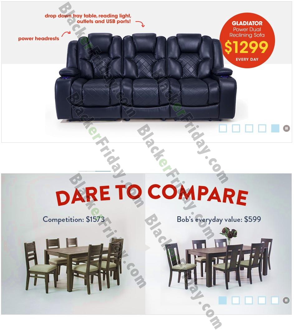 black friday bobs furniture