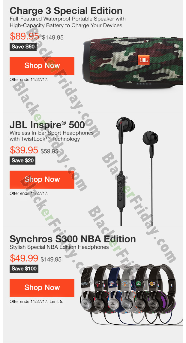Jbl Black Friday 2020 Sale What To Expect Blacker Friday