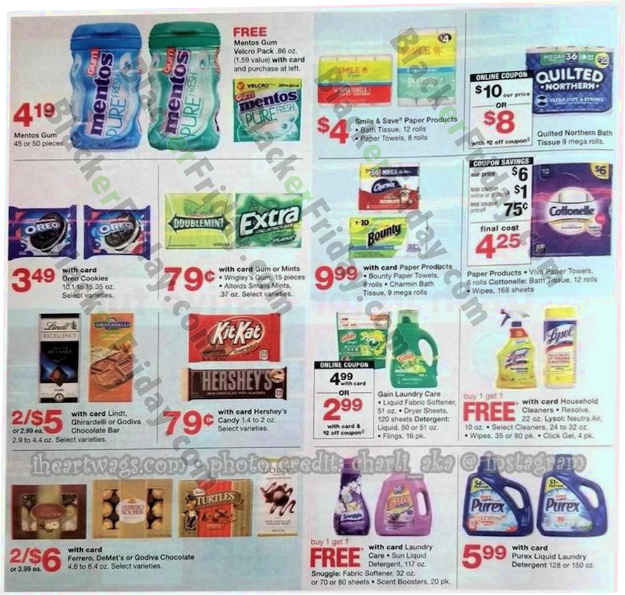 Walgreens thanksgiving day specials