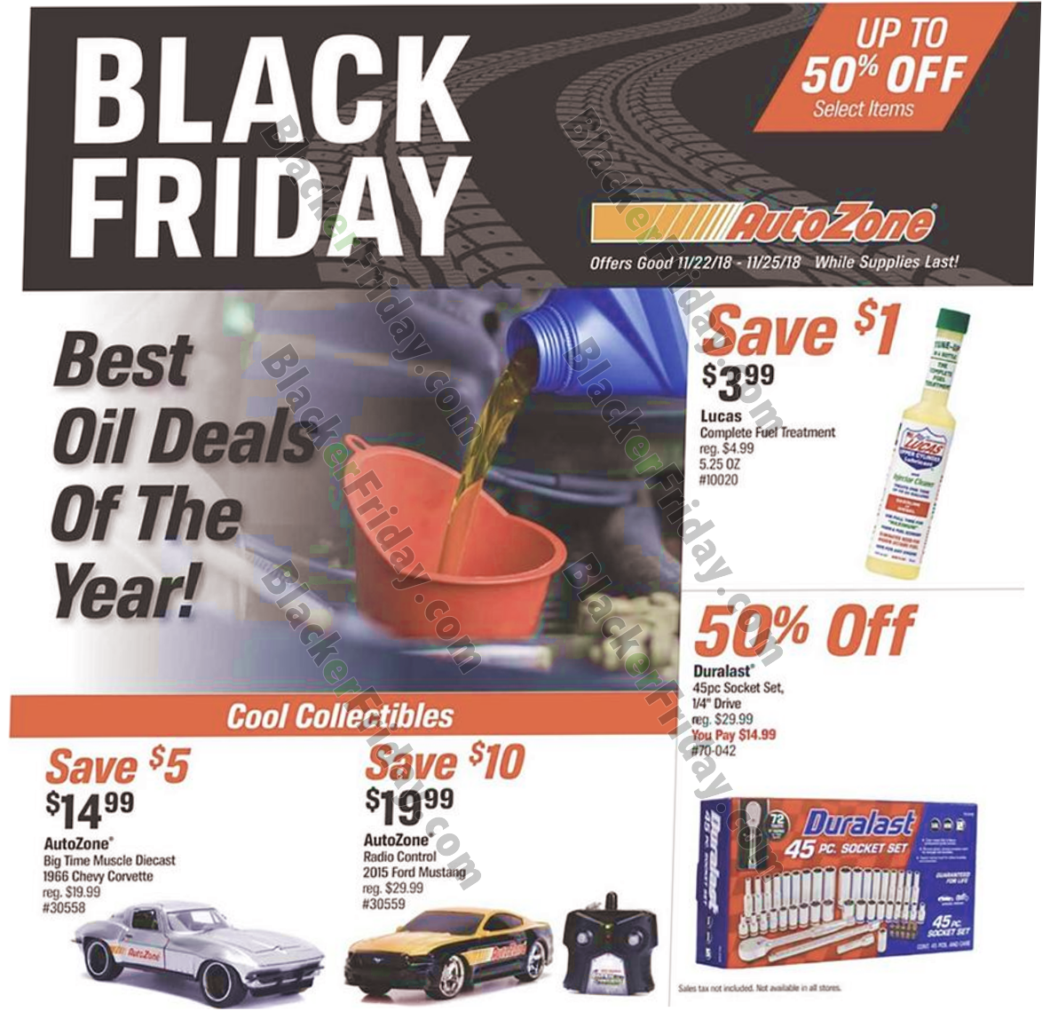 Autozone Black Friday 2020 Sale What To Expect Blacker Friday
