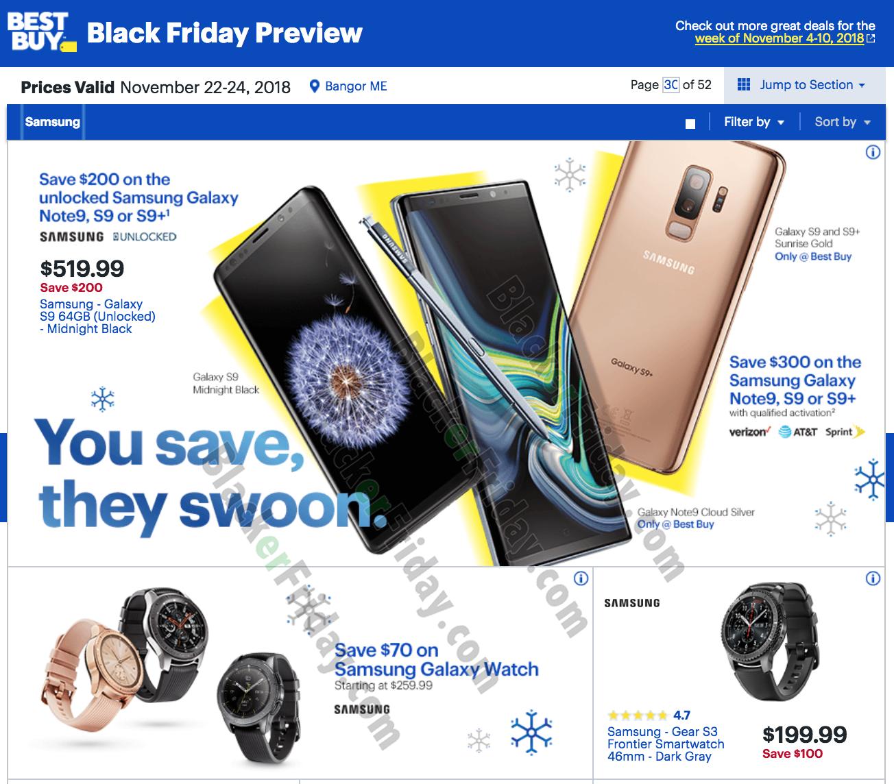 Best Buy Black Friday 2019 Ad, Sale & Deals - BlackerFriday com