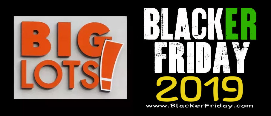 Big Lots Black Friday 2019 Ad Is Released See What S On