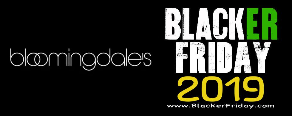 bloomingdales black friday deals 2019