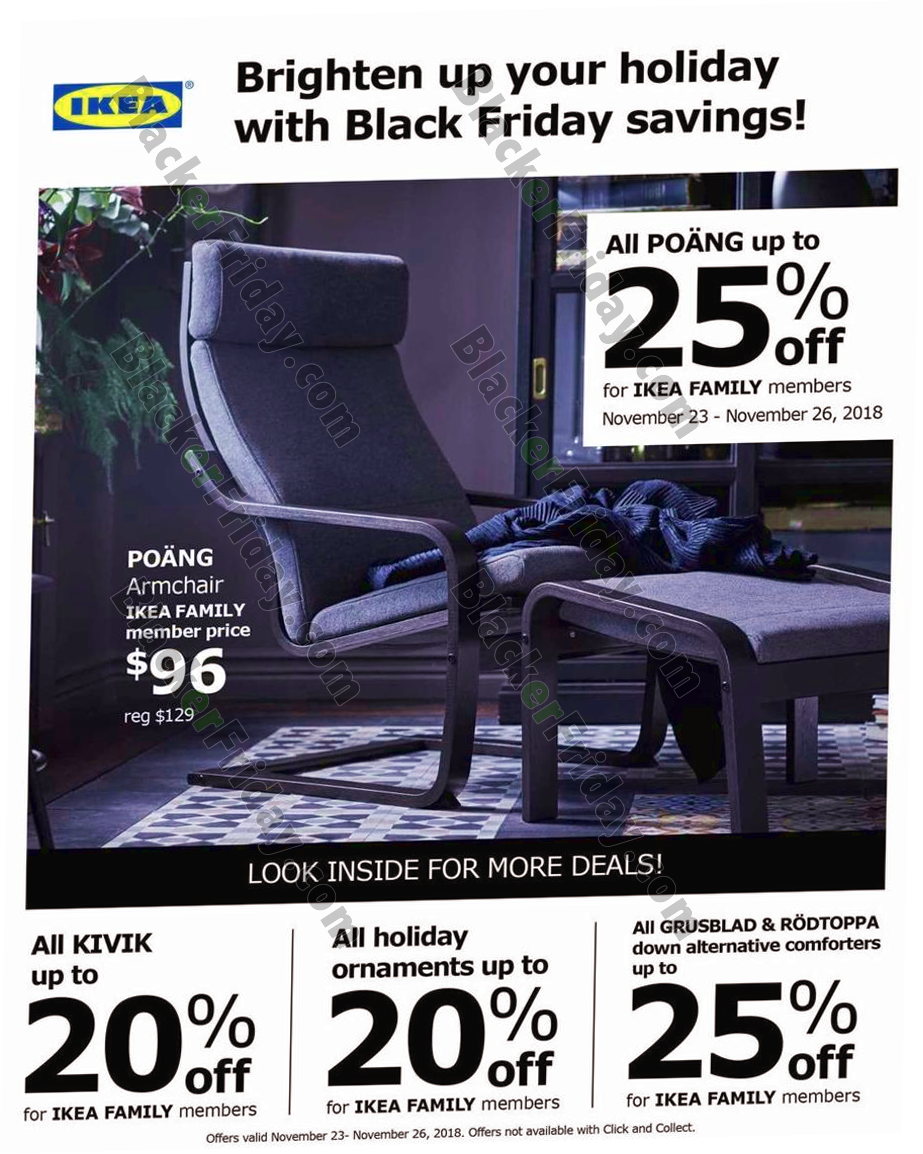 Ikea Black Friday 2021 Sale What To Expect Blacker Friday