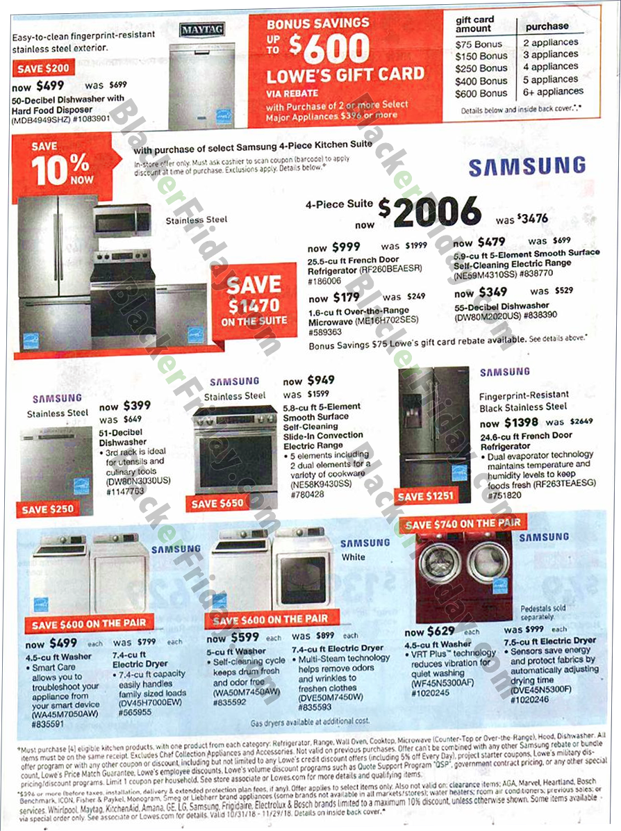 Lowe S Black Friday 2019 Ad Is Here See What S On Sale