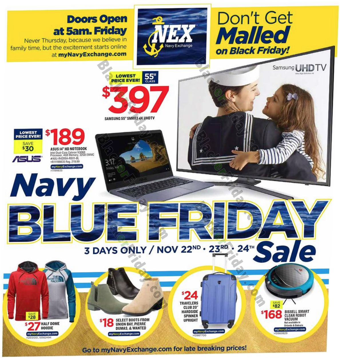 Navy Exchange Black Friday 2019 Ad & Sale Detials - BlackerFriday com
