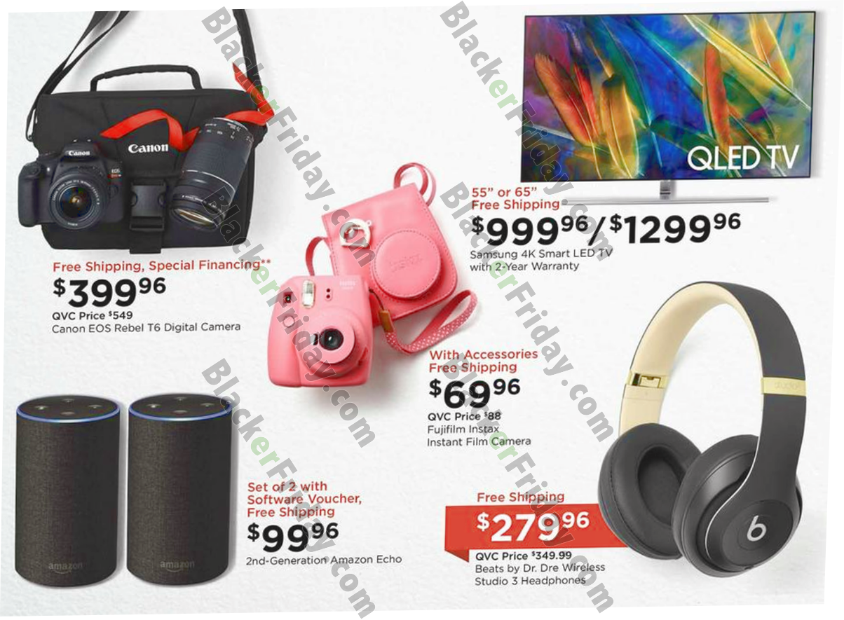 Qvc Black Friday 2020 Sale What To Expect Blacker Friday