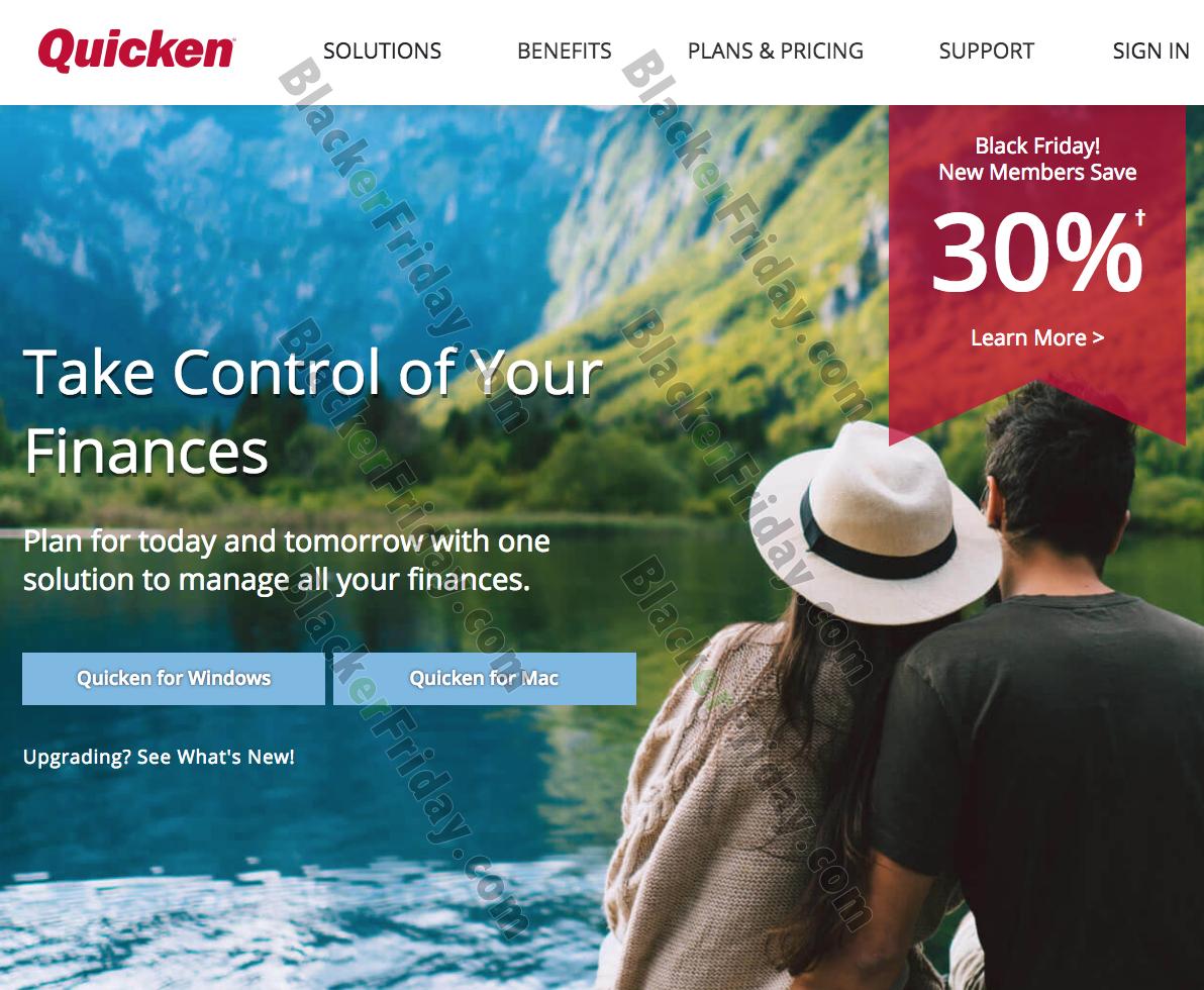 Quicken Cyber Monday Sale 2020 (2021 Versions) - Blacker ...