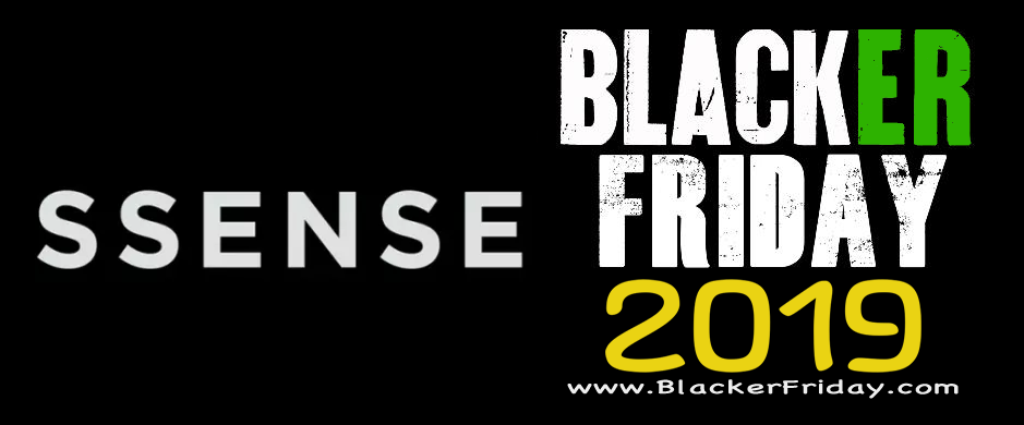 484f914b0 Ssense Black Friday 2019 Sale   Deals - BlackerFriday.com