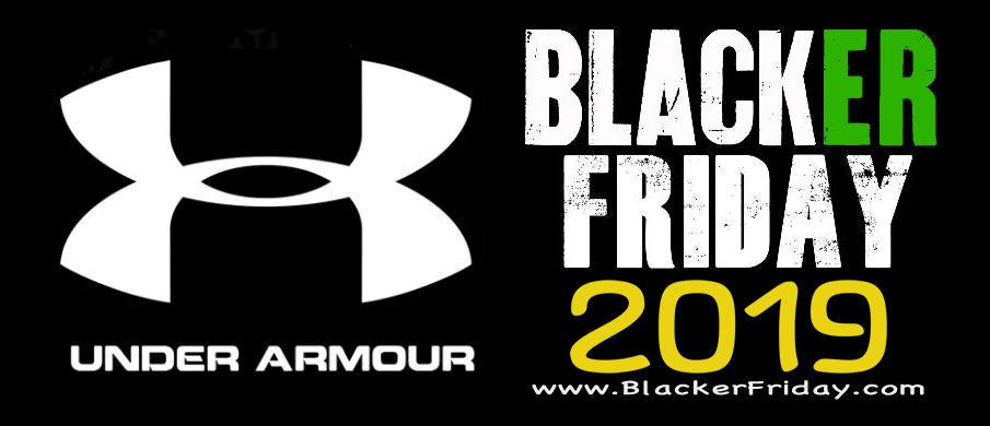 Under Armour Black Friday
