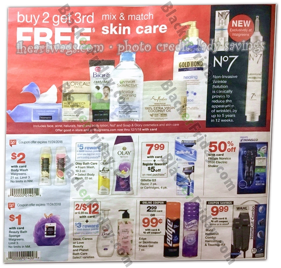 Walgreens Black Friday 2019 Sale & Ad - BlackerFriday com
