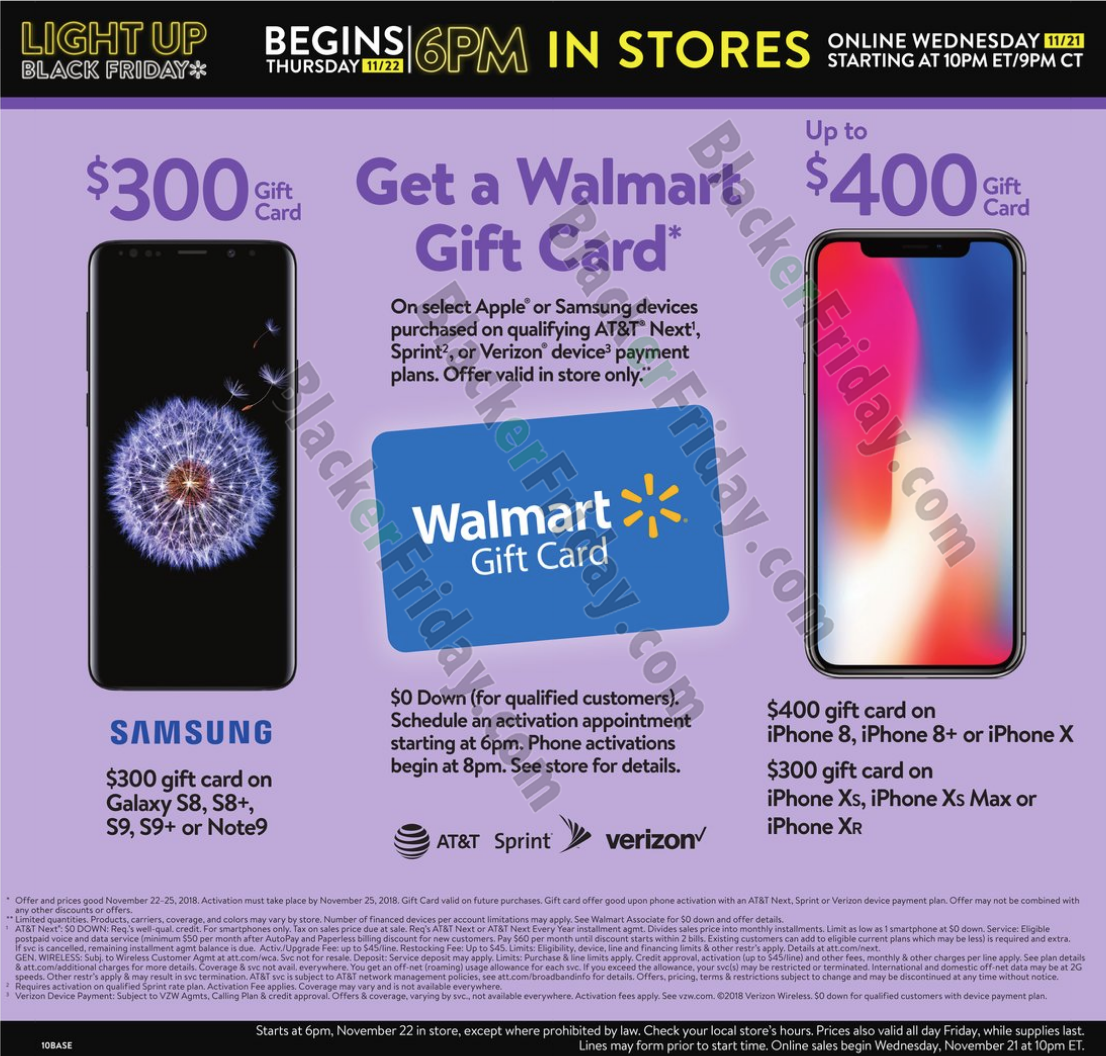 new products 0ce5b c7e69 Walmart's Black Friday Ad for 2019 & Sale Details - BlackerFriday.com