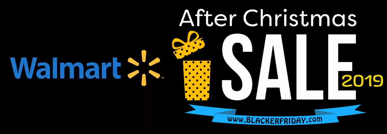 Walmart After Christmas Sale 2019 - BlackerFriday com