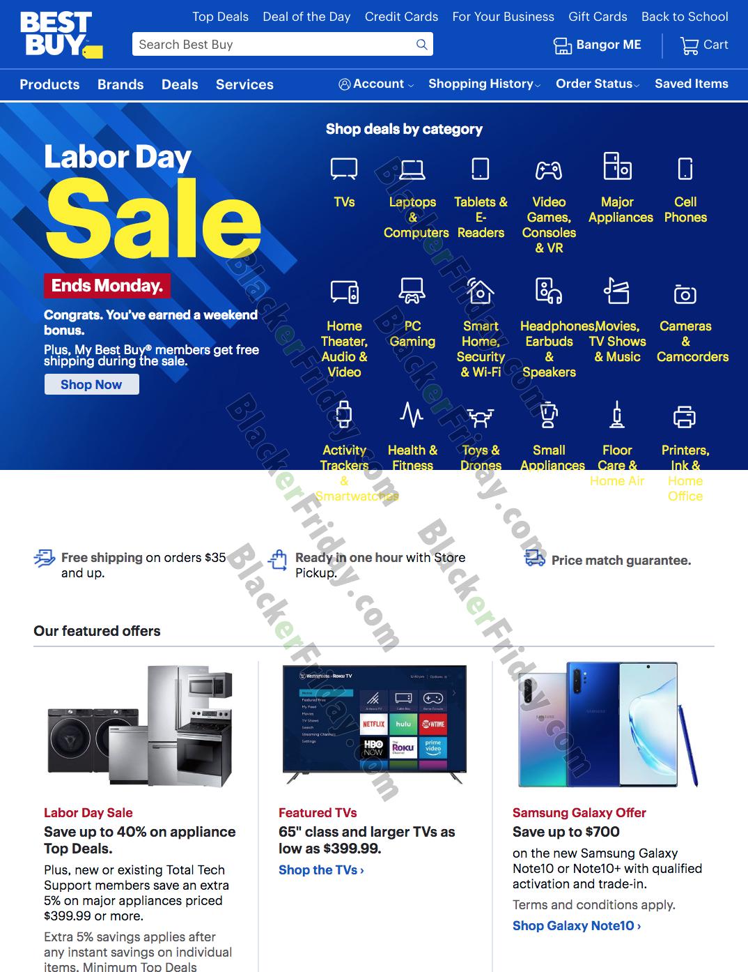 Best Buy Labor Day Sale 2021 Blacker Friday