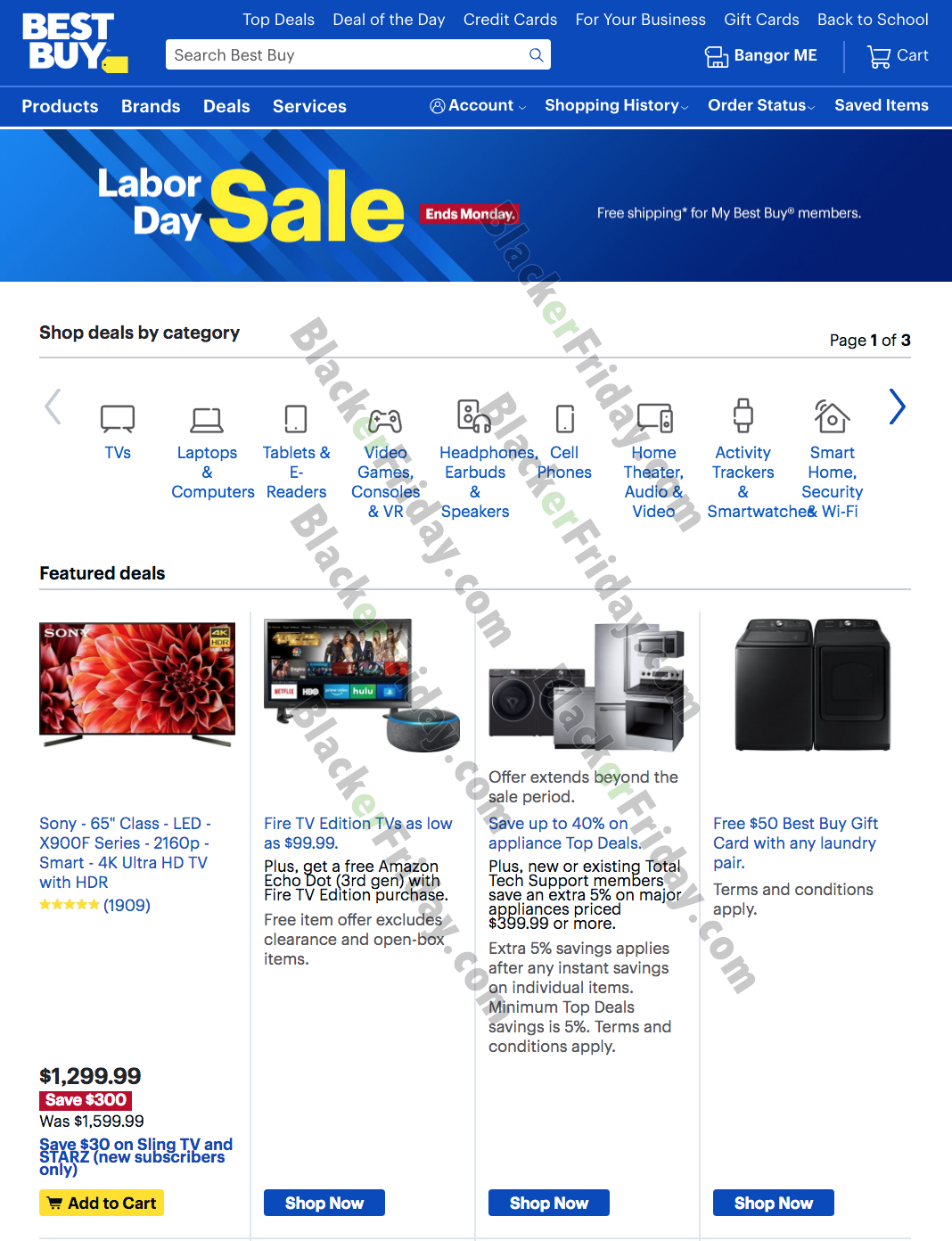 Best Buy Labor Day Sale 2021 Blacker Friday