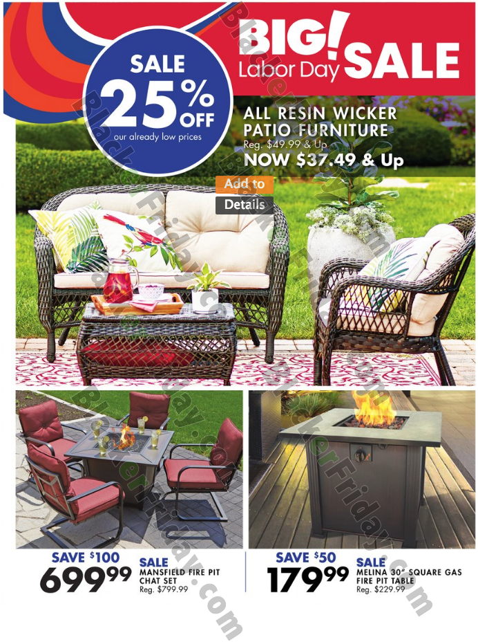 Big Lots Labor Day Sale 2020 What To Expect Blacker Friday
