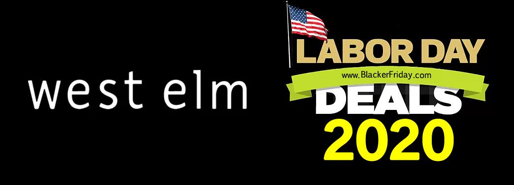 West Elm Labor Day Sale 2020 Blacker Friday