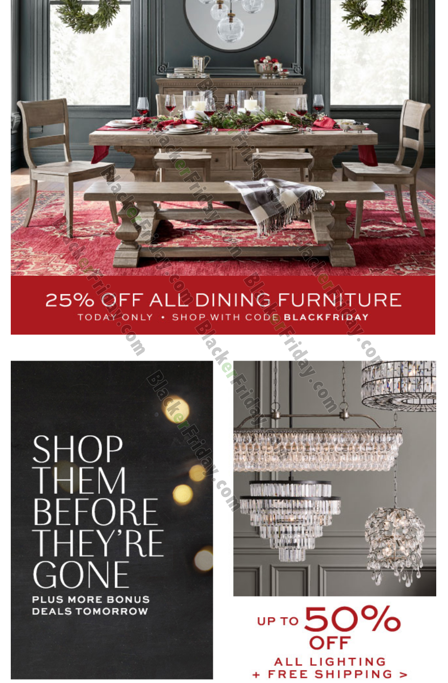 Pottery Barn Black Friday 2020 Sale What To Expect