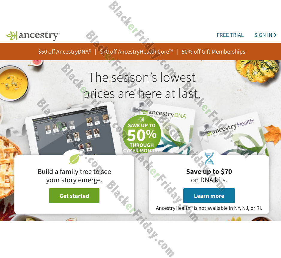 Ancestry Black Friday 2020 Sale What To Expect Blacker Friday