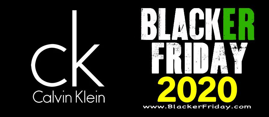 Anuncio Simpático olvidar  Calvin Klein Black Friday 2020 Sale - What to Expect - Blacker Friday