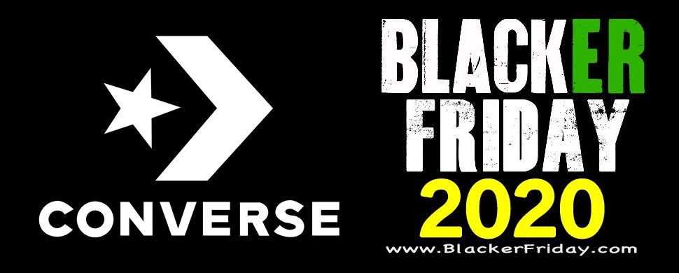 converse all star black friday
