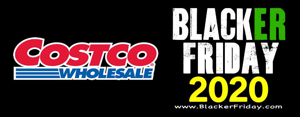 Costco S Black Friday 2020 Ad Sale Details Blacker Friday
