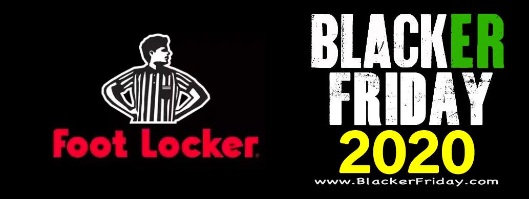 Foot Locker Black Friday 2020 Sale