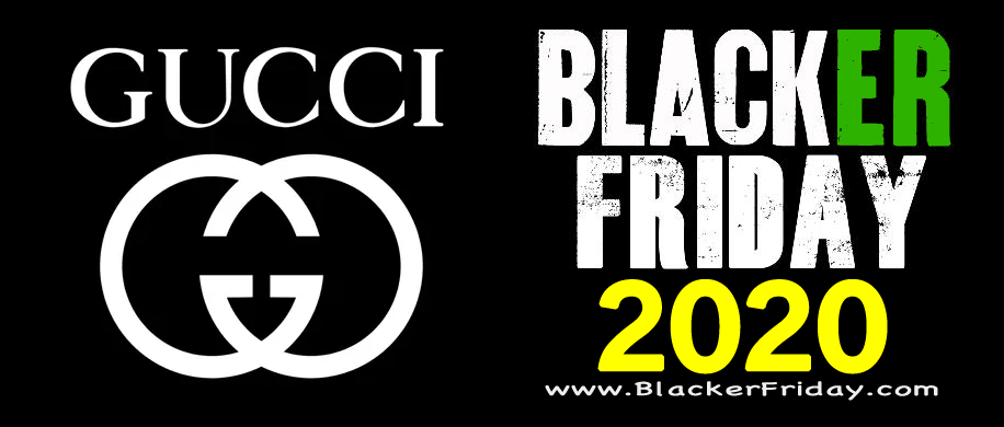 Gucci Black Friday Sale 2020 What To Expect Blacker Friday