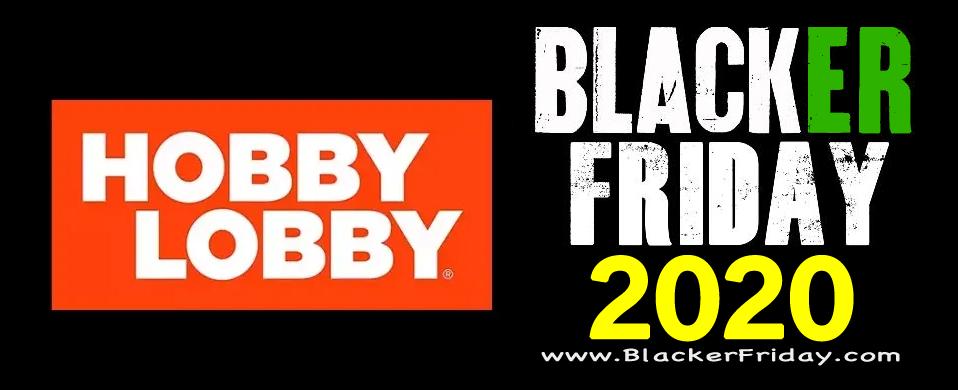 Hobby Lobby Black Friday 2020 Sale What To Expect Blacker Friday