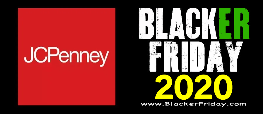 Jcpenney Black Friday 2020 Sale What To Expect Blacker Friday