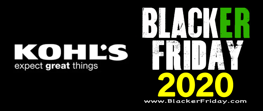 Kohl S Black Friday 2020 Sale What To Expect Blacker Friday